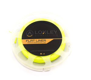Premium Bowfishing Line Accessories Loxley Bowfishing 150# Yellow 50 Yards