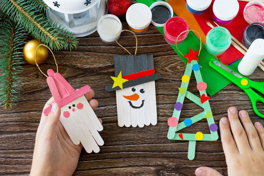 10 Fun Christmas Crafts to Make at Home