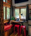 How To Decorate Your Weekend Getaway Cabin