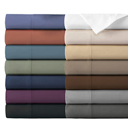 Microfiber all colors sheet stack