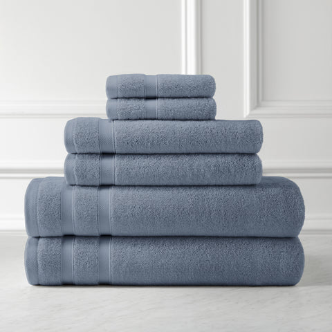 Combed Cotton Towels by Southshore Fine Linens