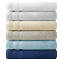 All colors towel stack