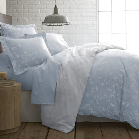 Ballard Blue - Sweet Brier Duvet Cover Set