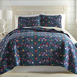 Boho-Bloom-Quilt-and-Sham-Set-Closeup