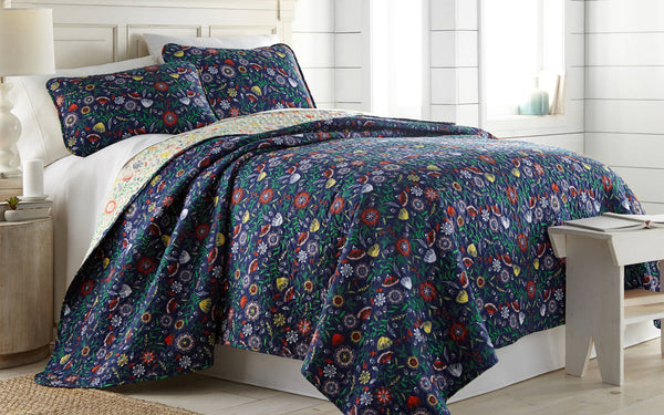 Boho-Bloom-Quilt-Set