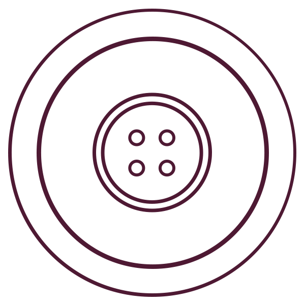 button closure icon