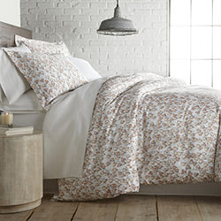 blush forevermore duvet bedroom set