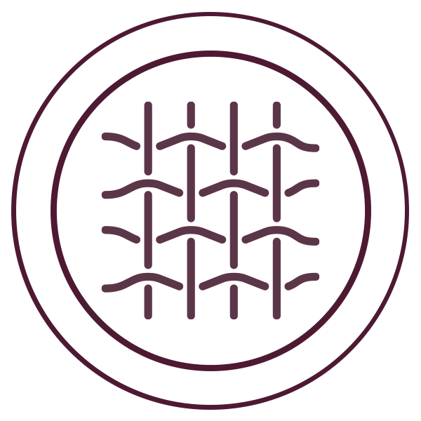 fabric weave icon