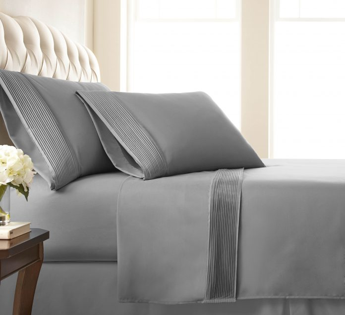 Premium Collection – Extra Deep Pocket Pleated Sheet Sets – Southshore Fine Linens