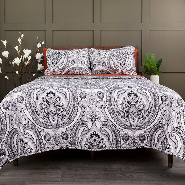 Pure Melody Quilt Set