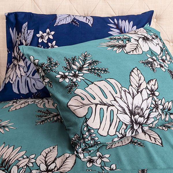 Flora Extra Deep Pocket Sheet Set