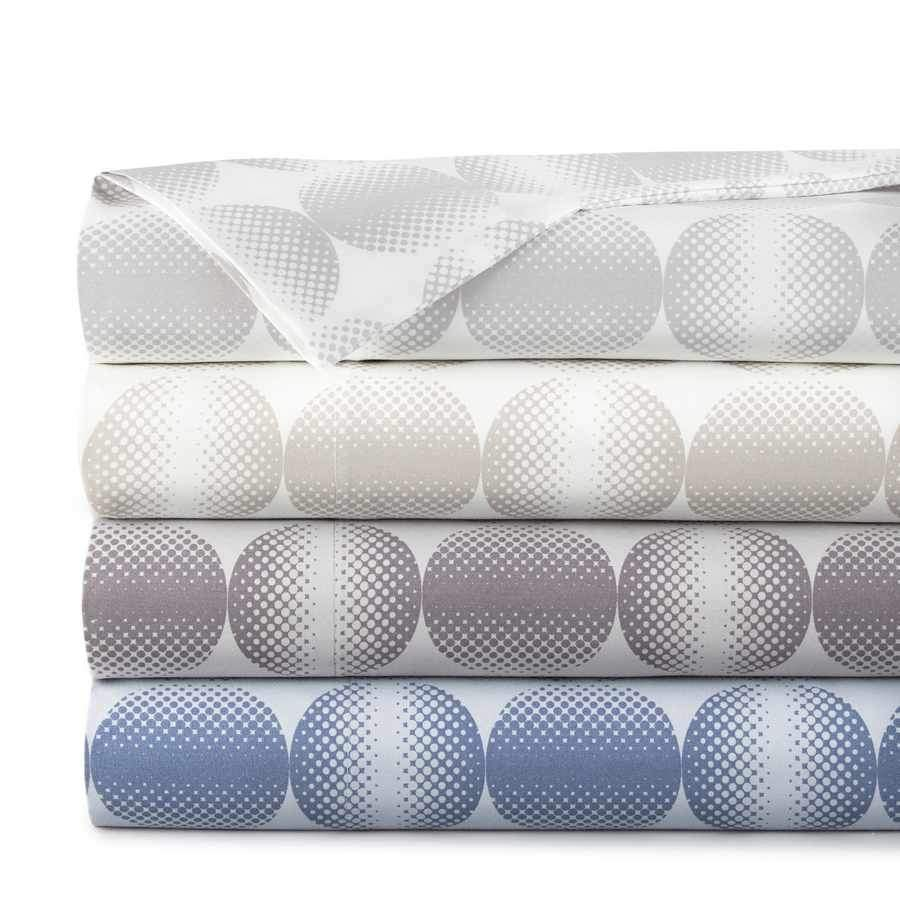 Modern Spheres Luxurious and Modern Sheet Set by Vilano Choice Collection