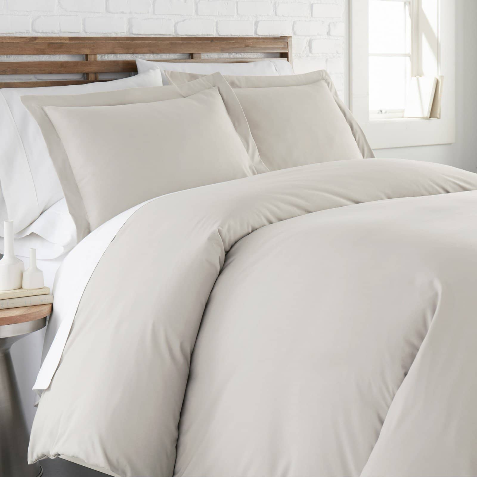 Southshore Essentials Duvet Cover Set