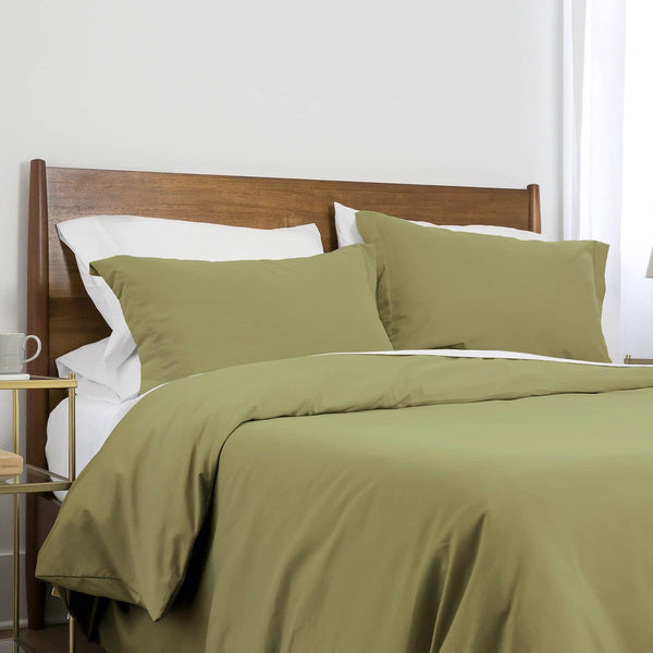 Southshore Basics Ultra-Soft and Comfortable Duvet Cover Set in Sage green