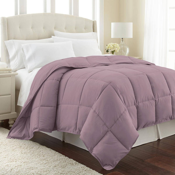 All-Season Classic Plush Down Alternative Comforters by Vilano Springs in Lavender