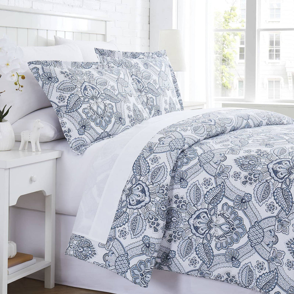 Enchantment Duvet Cover in Blue