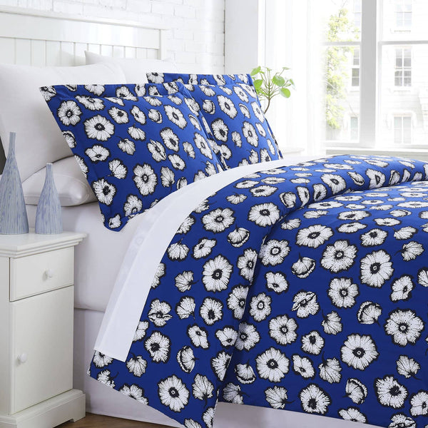 Essence Duvet Cover in Blue