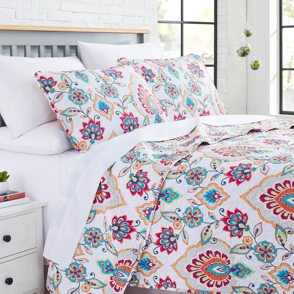 Journey Reversible Quilt Set