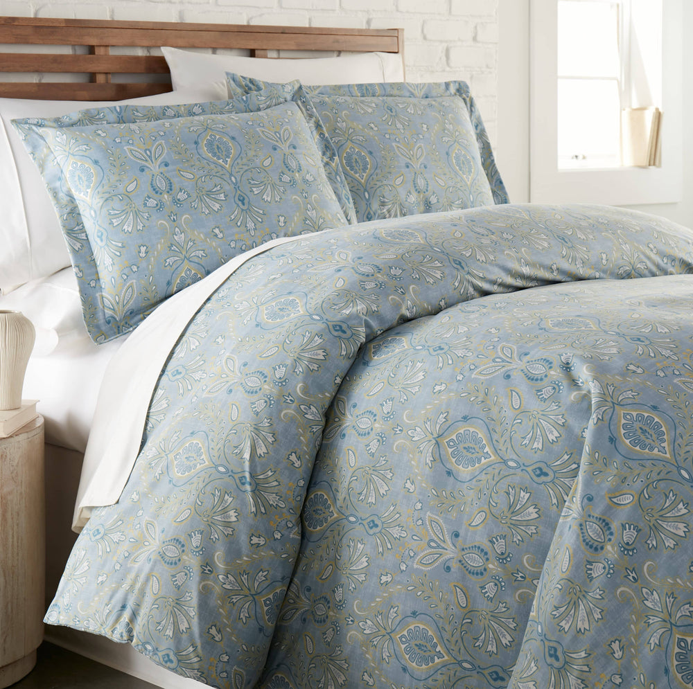 Paisley Grace Ultra-Soft & Supreme Quality Reversible Comforter Set