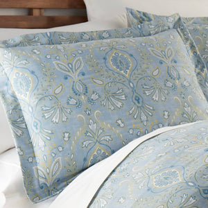 Paisley Grace Lush & Supreme Quality Reversible Duvet Cover Set