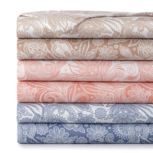 Soft and Comfortable Microfiber Pillow Cases by Southshore Fine Linens Stack Image
