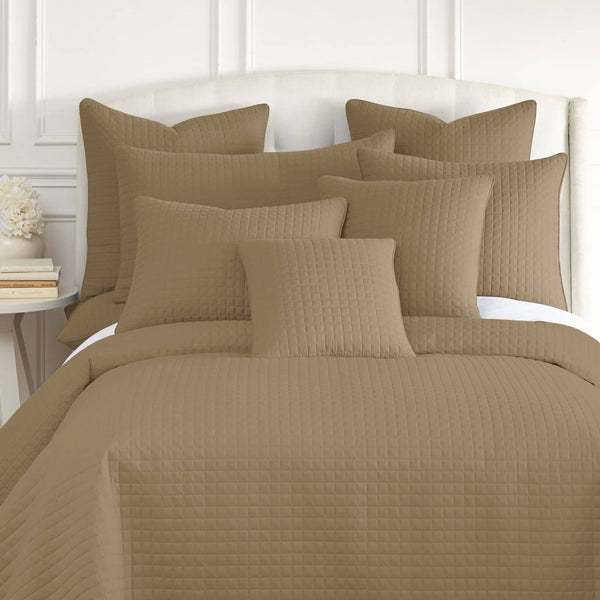 Beautiful Decorative Quilted Sham Covers & Pillow Covers by Vilano Springs