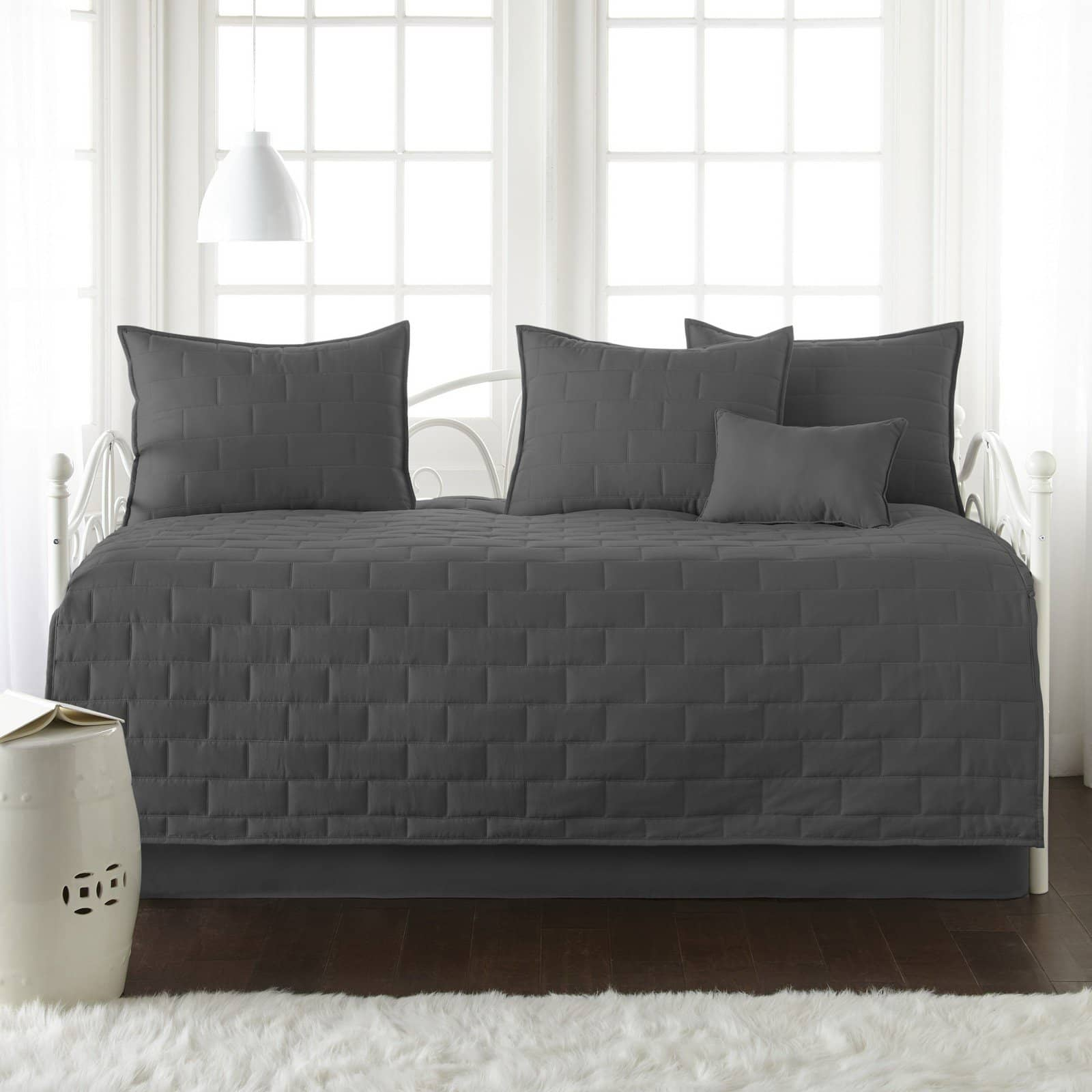 - Brickyard Collection Daybed Bedding 6-Piece Set Southshore Fine