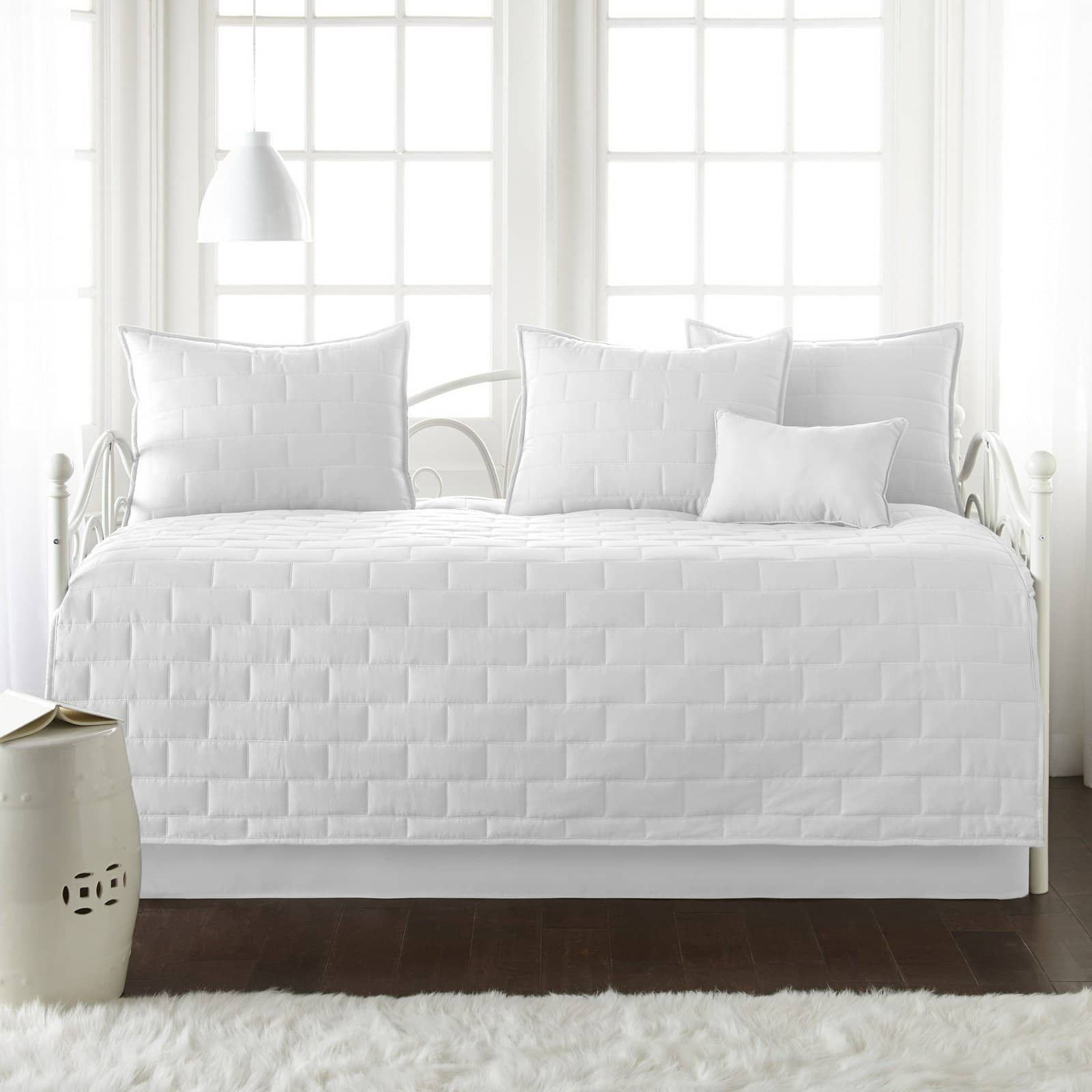 Brickyard Collection Daybed Bedding 6 Piece Set Southshore Fine Linens