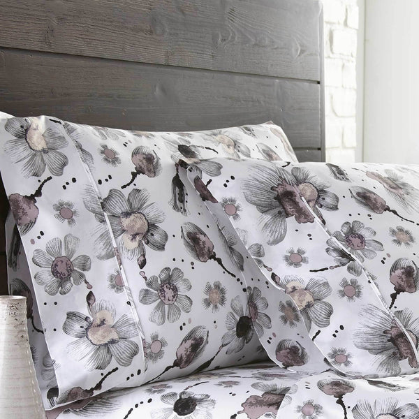 Grand Symphony 100% Cotton Sateen Pillow Cases