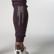 Movement Joggers V2 - Plum