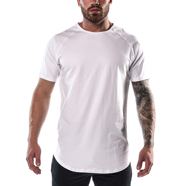 Essential Tee - White