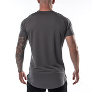 Enhanced Tee - Steel Grey