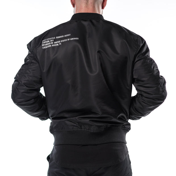 Bomber Jacket - Black