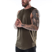 Enhanced Tank - Military Green