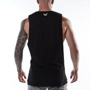 Cut Off Tank - Black