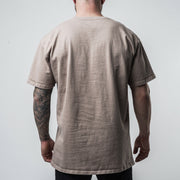 Hometown Basic Tee - Sand