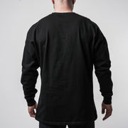 Hometown Basic Longsleeve - Black