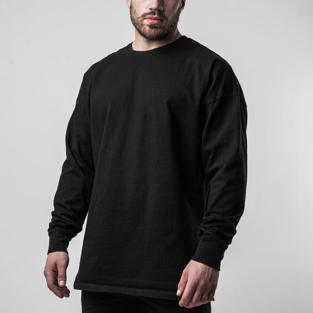 Hometown Longsleeve - Black
