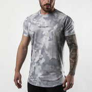 Enhanced Tee - White Camo