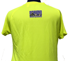 Load image into Gallery viewer, RRRC Marquis Tee - Women - Electric Yellow