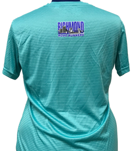 RRRC Eclipse Tee - Women - Teal