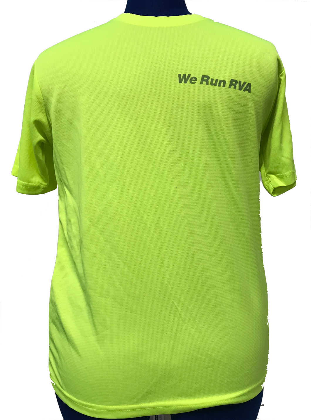 RRRC Marquis Tee - Men - Electric Yellow