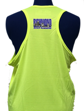 Load image into Gallery viewer, RRRC Eclipse Tank - Men - Electric Yellow