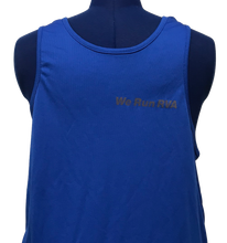 Load image into Gallery viewer, RRRC Micromesh Tank - Men - Royal Blue