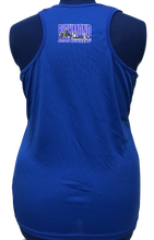Load image into Gallery viewer, RRRC Micromesh Tank - Women - Royal Blue