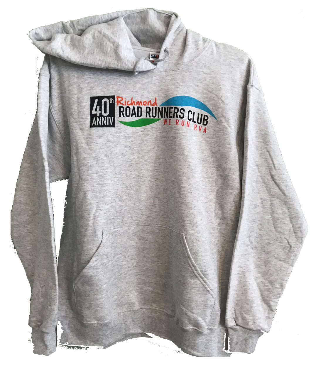 RRRC Hooded Sweatshirt - 40th Anniversary Edition