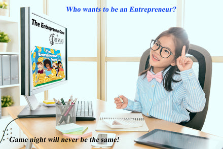 Crowdfunding Success!!! The Entrepreneur Game by EESpeaks heads to manufacuturing!