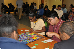 The Entrepreneur Game by EESpeaks sponsored by The Office of Community Wealth Building