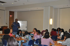 The Entrepreneur Game by EESpeaks sponsored by Richmond, VA's GRTC