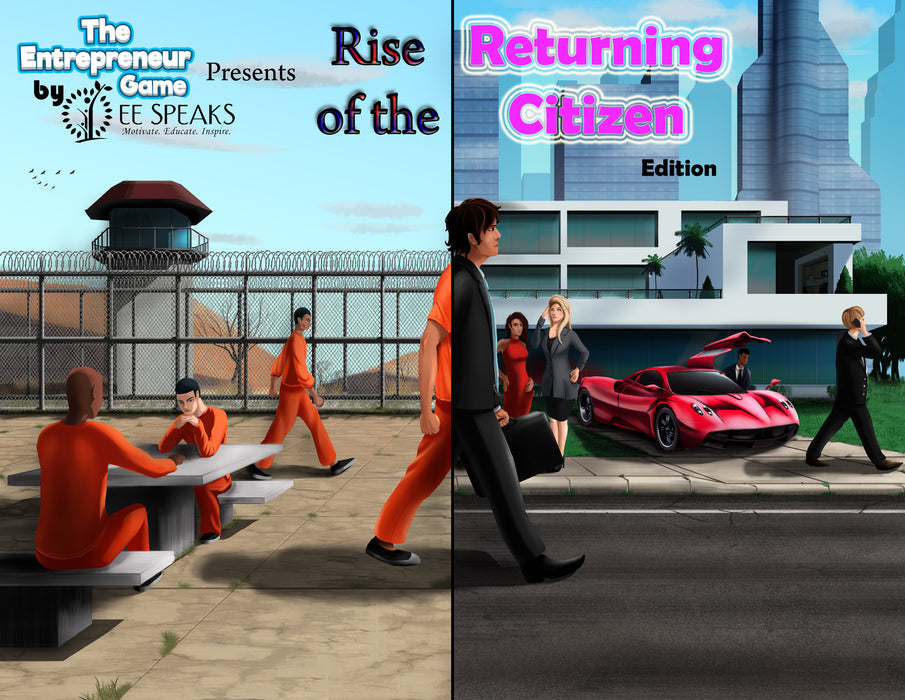 Rise of the Returning Citizens: The Entrepreneur Game